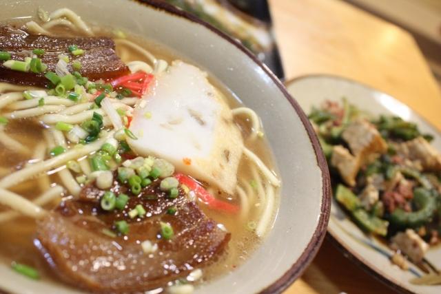 沖縄料理全7品